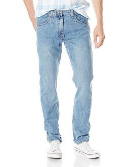 Dickies Men's Slim Straight 5-Pocket Jean, Heritage Light In