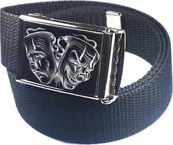 Smile Now Cry Later Cholo Lowrider Belt Buckle Bottle Opener