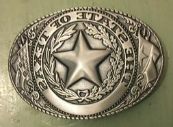 state of texas belt buckle new