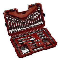 NEW Craftsman 115 pc. Universal Mechanics SAE/Metric Tool Se