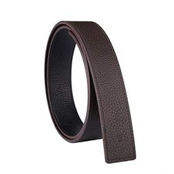 Vatee's Reversible Men's Belt Strap Without Buckle Genuine F
