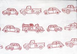 Vehicles, Volkswagens, Pickups, Police Cars, Fire Trucks, in