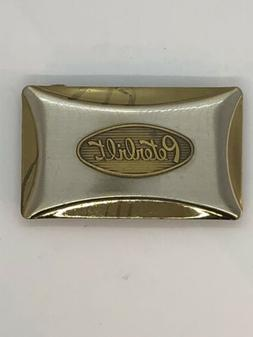 vintage peterbilt mens belt brand new lightweight