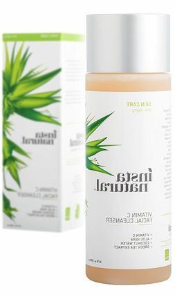 vitamin facial cleanser