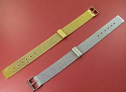 VoE Boutique Choice Stainless Steel 18k Yellow Gold IP Belt