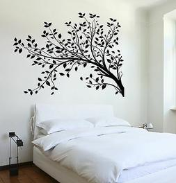 Wall Decal Tree Branch Cool Art For Bedroom Vinyl Sticker