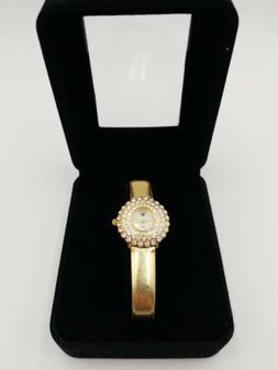Elizabeth Taylor White Diamonds Women's Watch Quartz Origina