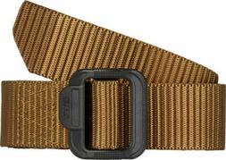 "5.11 1-1/2"" Wide Coyote Brown TDU Belt - Small"